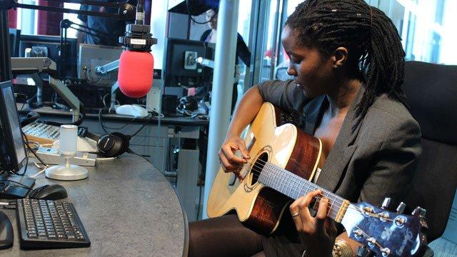 Nancy G Photo: Manuel Toledo, BBC Africa