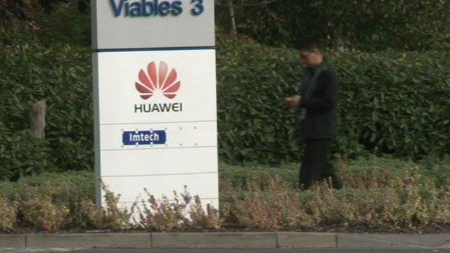 Huawei in Basingstoke