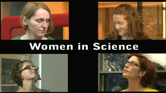 Four women working in science today share their experiences