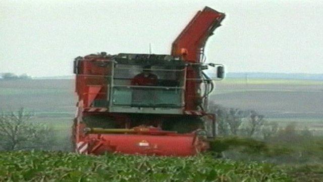 Farm vehicle