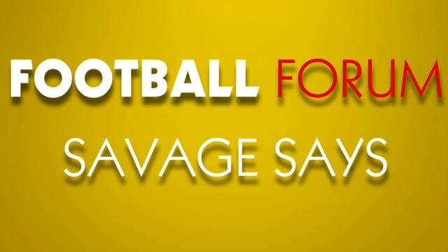 Savage Says