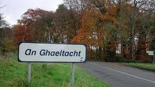 An Ghaeltacht