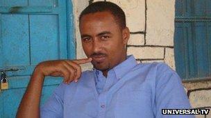Ahmed Farah Ilyas