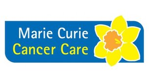 Gofal Canser Marie Curie