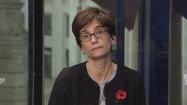 Joanne Segars, Chief Executive of the National Association of Pension Funds