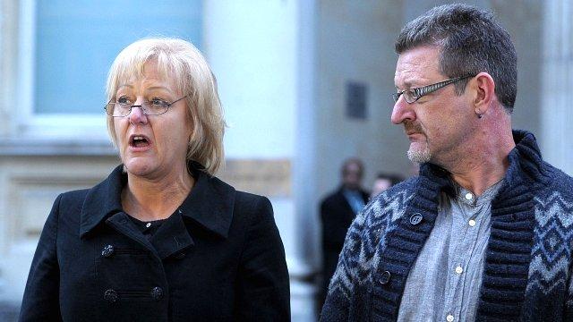 Hazel Costello and David Yates