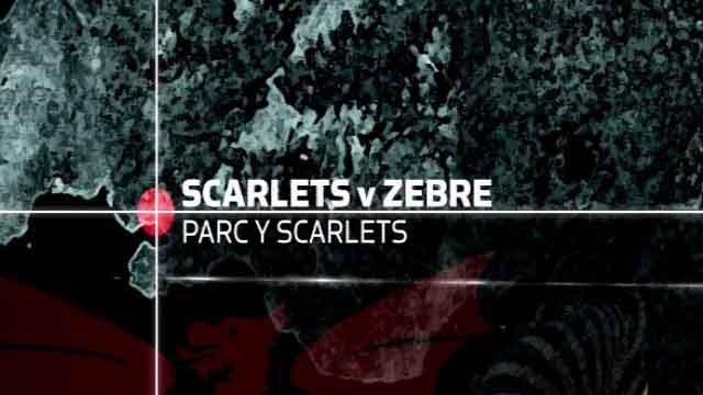 Scarlets 22-13 Zebre