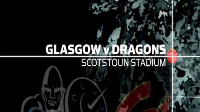 Pro12: Glasgow 37-6 Dragons