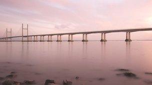Pont Hafren