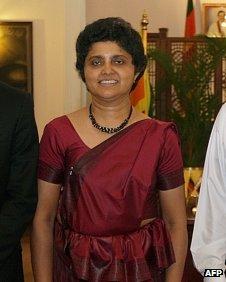 Chief Justice Shirani Bandaranayake