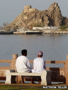 Muscat seafront, Oman