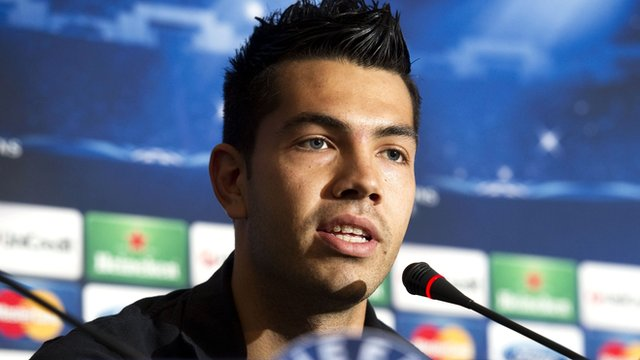 Celtic striker Miku