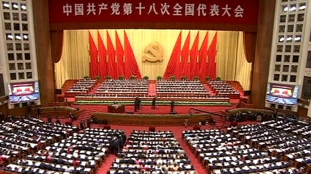 China's Communist Party congress