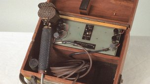 BBC Type L 'Lip' Microphone SSPL