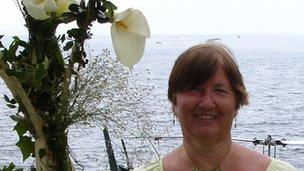 Sylvia Saunders