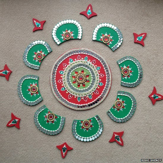Home Decoration During Diwali: Diwali Festival Of Lights: Your Pictures