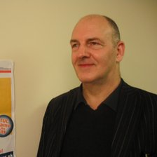 Trade Union and Socialist Coalition candidate John Malcolm