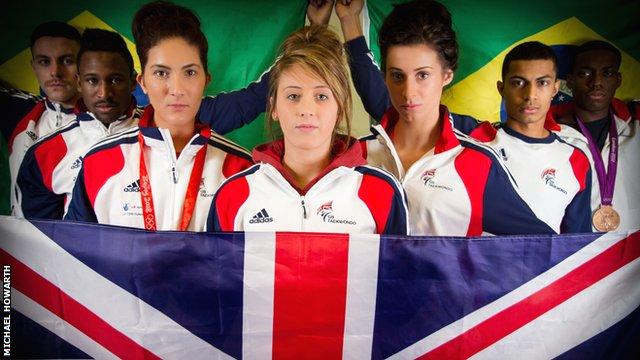 GB Taekwondo and UK Sport launch 'Fighting Chance: Battle4Brazil'