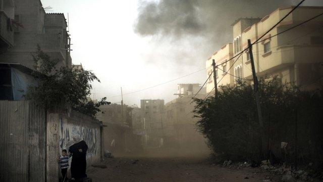 Attack on Gaza