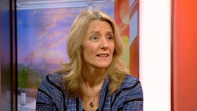 Christine McGourty