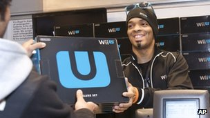 Wii U sale