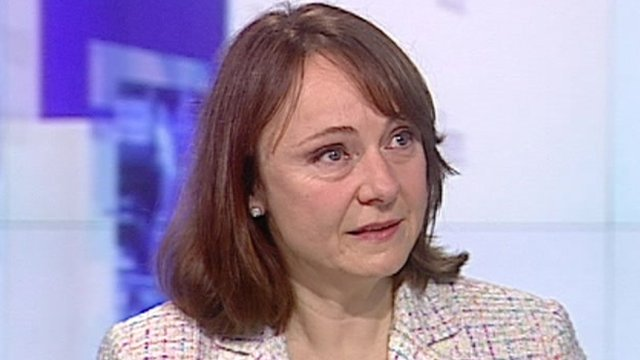 Virginie Maisonneuve, head of global and international equities at Schroders