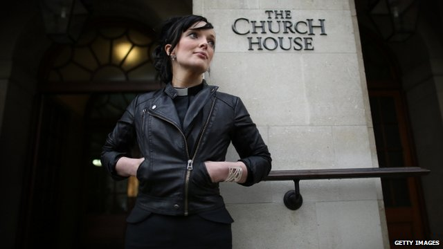 Reverend Sally Hitchiner