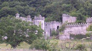 Castell Gwrych