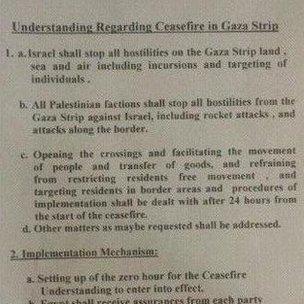 Copy of ceasefire deal