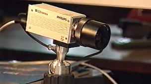 Trojan room coffee pot camera