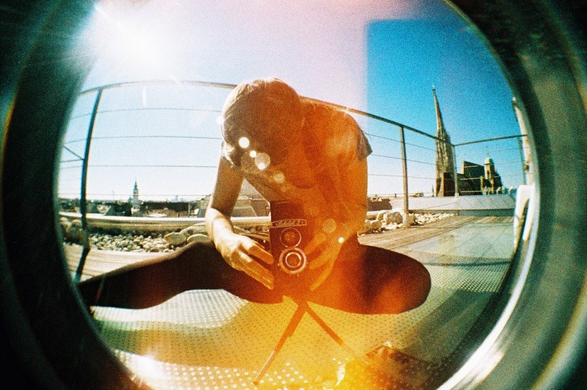 BBC News - In pictures: 20 years of Lomography
