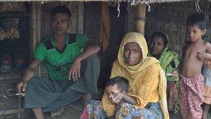 Rohingyas in Bangladesh