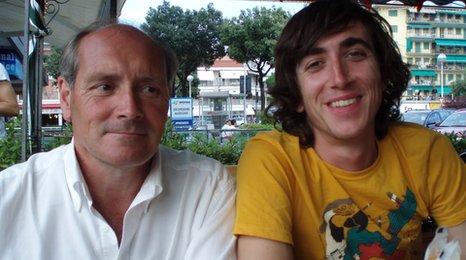 Derek Jones and Jesse Jones