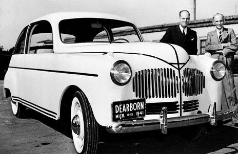 Ford car 1941