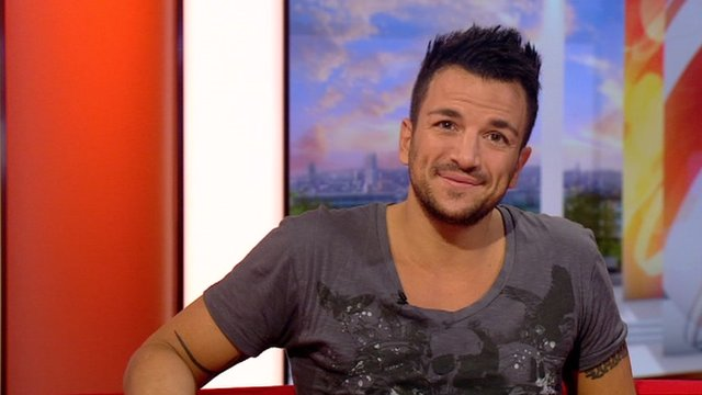 Peter Andre