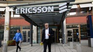 Ericsson headquarters