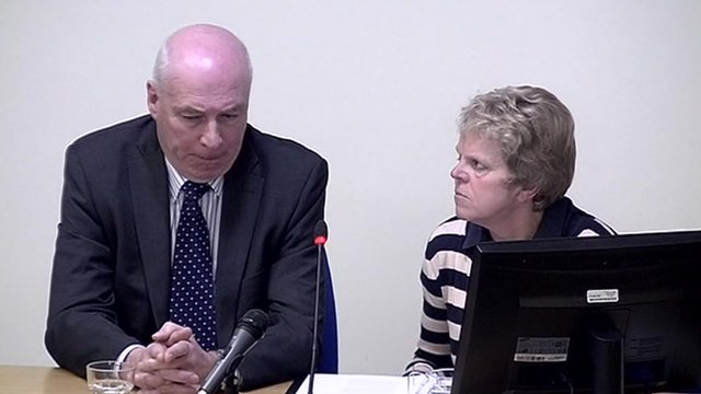 The Dowlers give evidence to Lord Justice Leveson