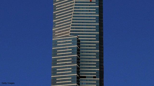 Eureka Tower Melbourne