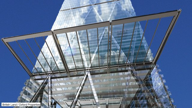 The Leadenhall Building, London