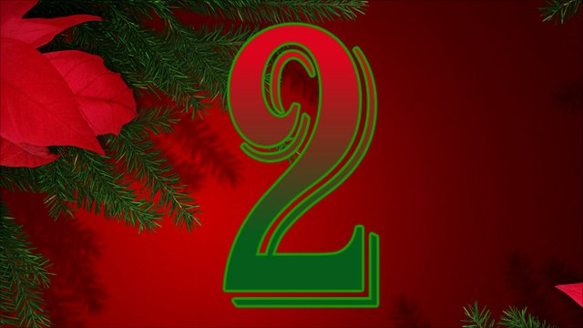 BBC Sport's advent calendar - 2nd December