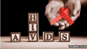 HIV/Aids Graffeg