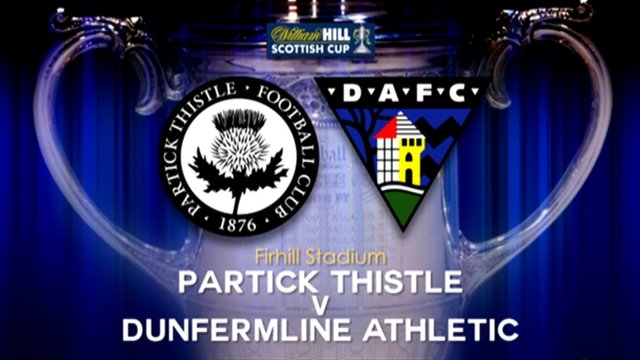 Highlights - Partick Thistle 0-1 Dunfermline