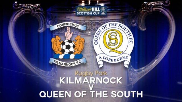 Highlights - Kilmarnock 2-1 Queen of the South