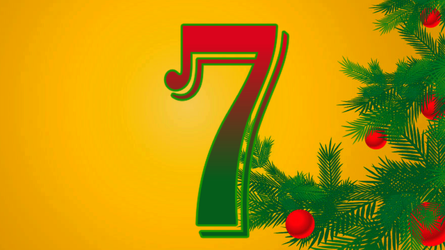 BBC Sport's advent calendar - 7 December