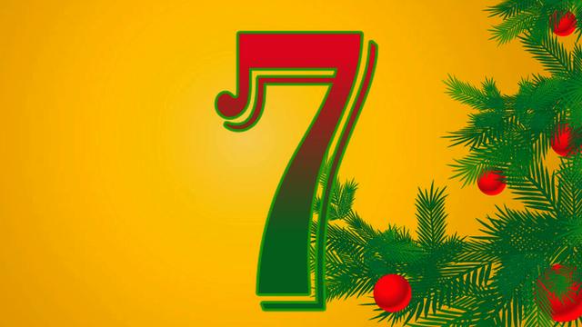 BBC Sport's advent calendar - 7 December