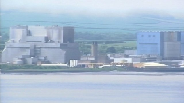 Hinkley power station in Somerset