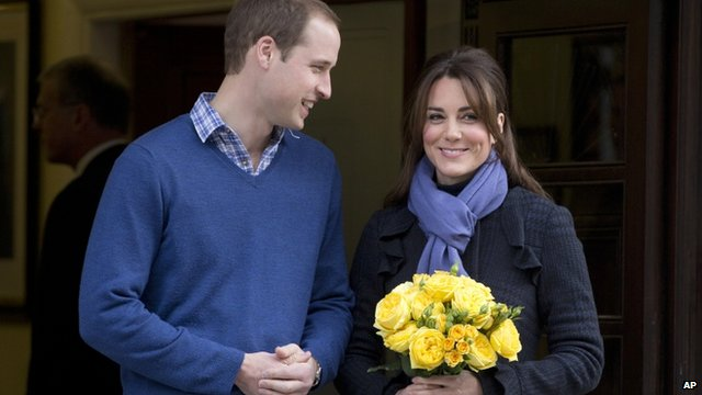 Duchess leaves hospital