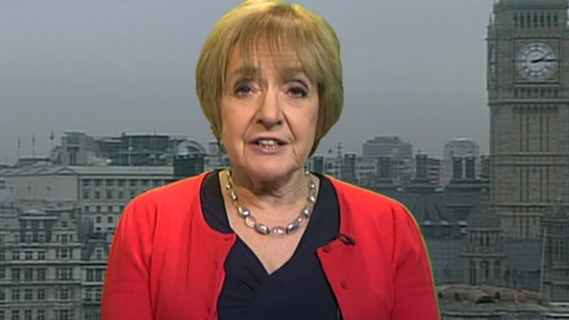 Margaret Hodge, the Chair of the House of Commons Public Accounts Committee