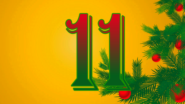 BBC Sport's advent calendar - 11 December