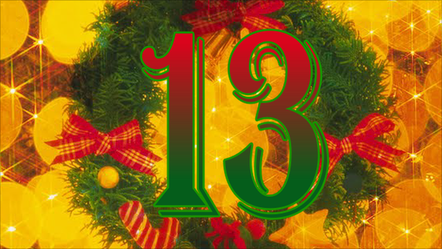 BBC Sport's advent calendar - 13 December